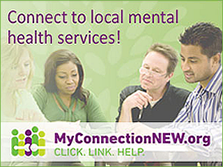 MyConnectionNEW org | N E W  Mental Health Connection